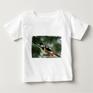 Multicolored woodpecker - Photography Jean Louis Baby T-Shirt