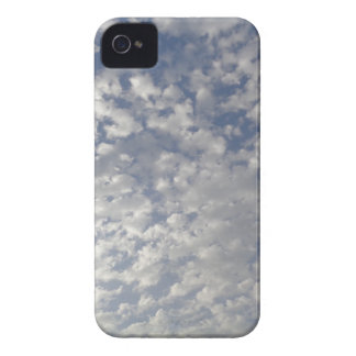 Multiple Clouds, Sky View iPhone 4 Case-Mate Case