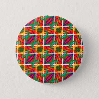 Multiple Colors 6 Cm Round Badge