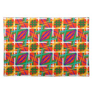 Multiple Colors Placemat