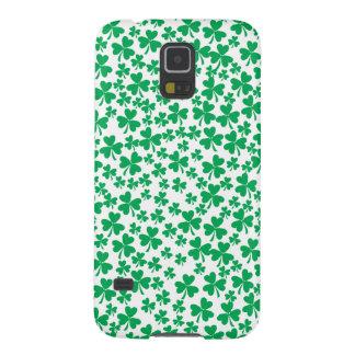 Multiple Shamrocks Galaxy S5 Cover