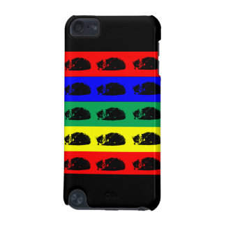 Multiple Tabby Cat Pop Art iPod Touch (5th Generation) Case