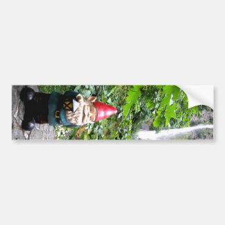 Multnomah Gnome III Bumper Stickers