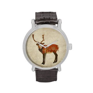 Mum Buck Vintage Watch