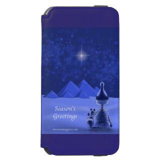 Mummific Season's Greetings Incipio Watson™ iPhone 6 Wallet Case