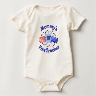 Mummy's Lil' Firecracker T-Shirt