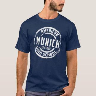 Munich American High School Stamp A004 T-Shirt