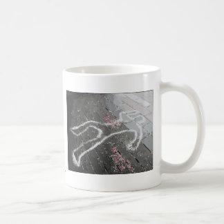 Murder Around Here Lately Coffee Mug