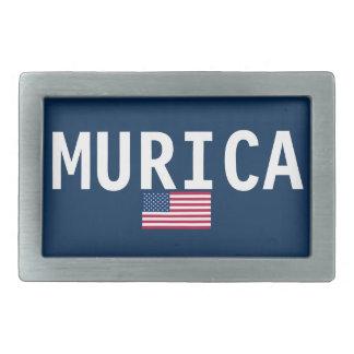 MURICA Belt Buckle