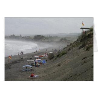 Muriwai Beach Card