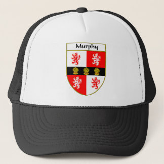 Murphy Coat of Arms/Family Crest Trucker Hat