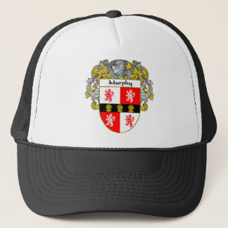 Murphy Coat of Arms (Mantled) Trucker Hat