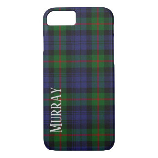 Murray Tartan Plaid iPhone 7/8 Case