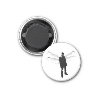 Muse 3 Cm Round Magnet