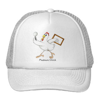 Museum Chick Hat