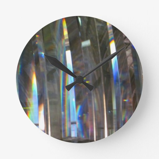 Museum Rainbow Clocks