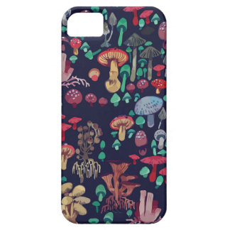 Mushrooms Case For The iPhone 5