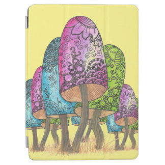 Mushrooms iPad Air Cover