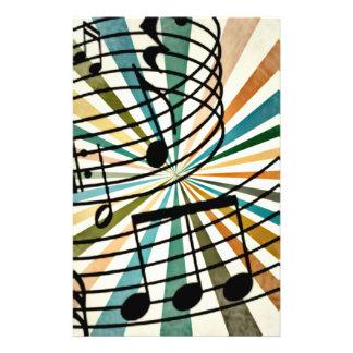 Music 14 Cm X 21.5 Cm Flyer