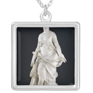 Music, 1757 silver plated necklace