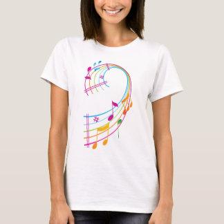 Music Art T-Shirt