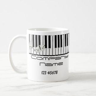 Music Business Theme Mug