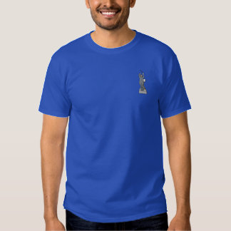 Music Conductor Embroidered T-Shirt