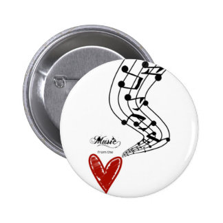 Music from the Heart Button