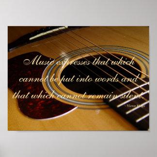 Music I Poster