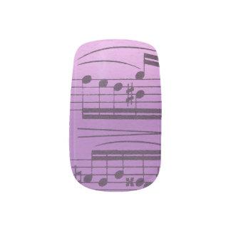 Music Manicure Minx Nail Art