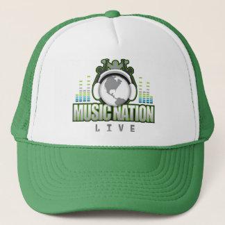 Music Nation Live Trucker Hat