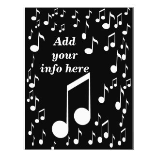 Music Notes_ Flyer