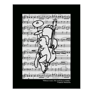 music print for walls