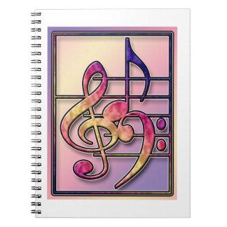 Music Symbols 2 notebook
