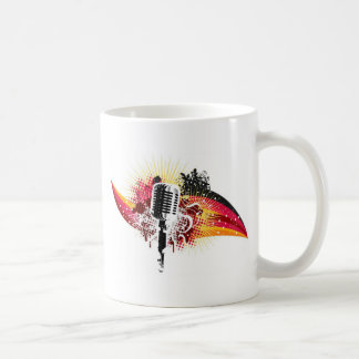 music theme coffee mugs