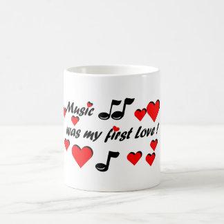 Music which my roofridge Love Coffee Mug