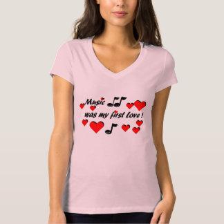 Music which my roofridge Love T-Shirt
