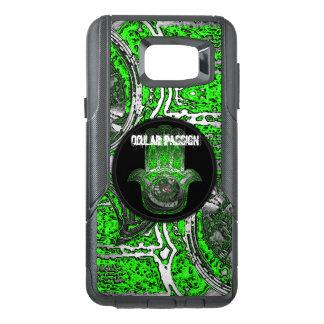 Musical Awakening (Greenish) OtterBox Samsung Note 5 Case