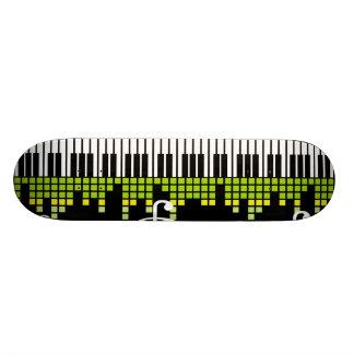 Musical Board 20 Cm Skateboard Deck
