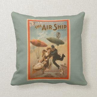 Musical Farce Comedy, The Air Ship Theatre 2 Cushion