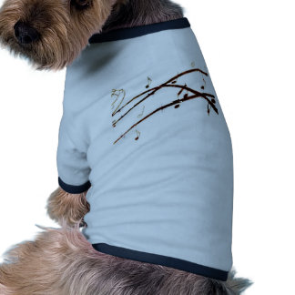 Musical Lava Notes Products Ringer Dog Shirt