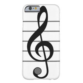 Musical Note iPhone 6 Plus Case