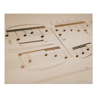 Musical Notes 2 Posters