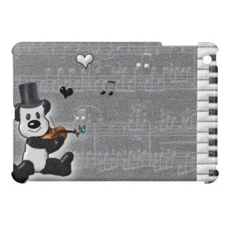 Musical Panda Bear iPad Mini Case