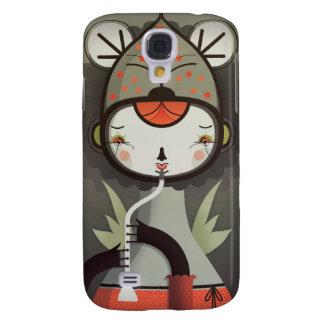 Musician Fairy Galaxy S4 Case
