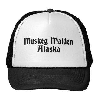 Muskeg Maiden Cap