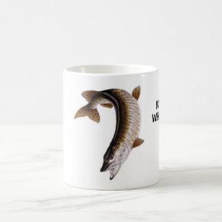 MUSKIE WHISPERER COFFEE MUG