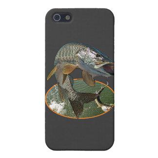 Musky 6 iPhone 5/5S case