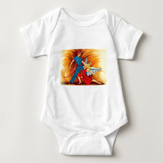 Must be Love Baby Bodysuit