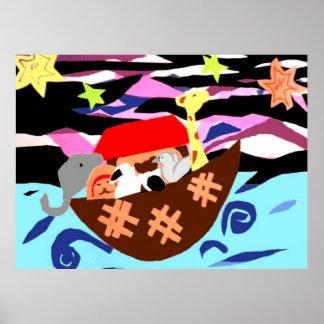 MVB Noah Ark Children's Poster